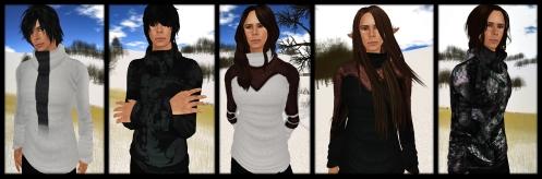 Male Hale Sweaters- Promo
